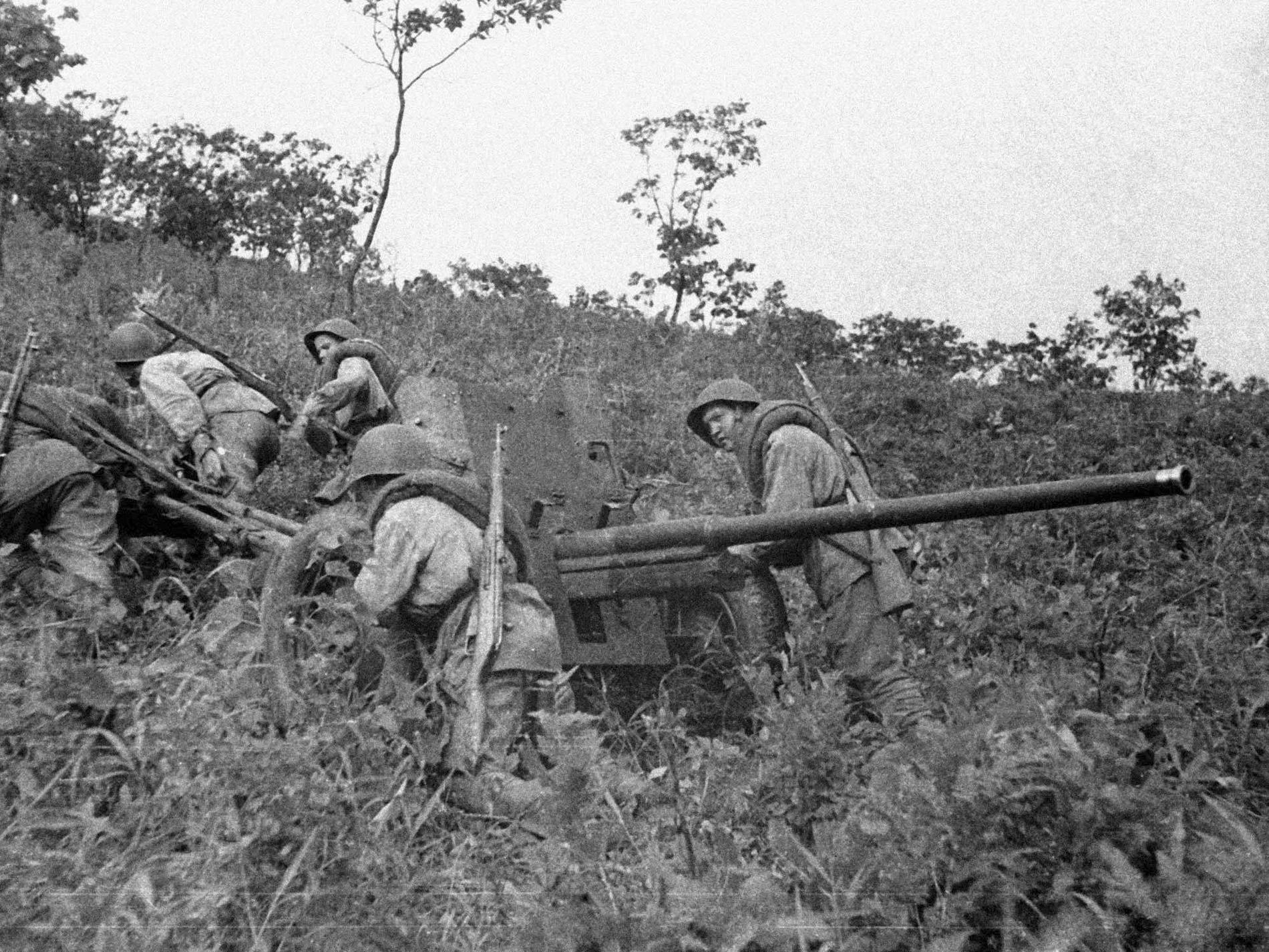 труды противотанковая оборона ссср фото давних